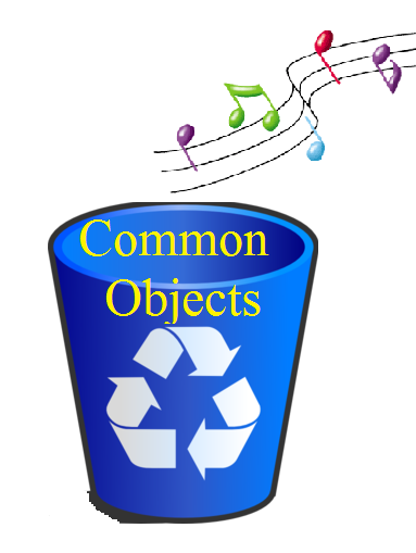 common objects logo